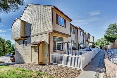 Denver Condo/Townhouse Active: 8199 Welby Road #405