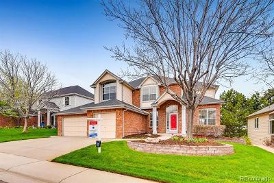 Highlands Ranch Single Family Home Active: 8759 Forrest Drive