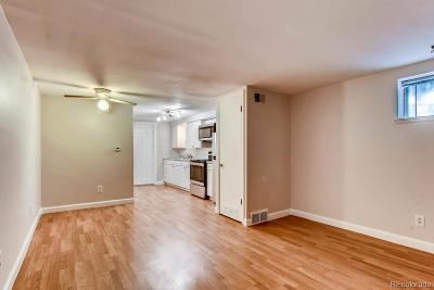 Alamo Placita, Capital Hill, Capitol Hill, Governor's Park, Governors Park Condo/Townhouse Active: 1310 North Corona Street #A