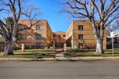 Condo/Townhouse Active: 1519 Ivy Street #5