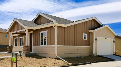 Broomfield Single Family Home Under Contract: 10821 North Montane Drive