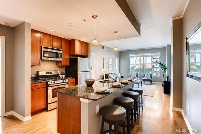 Uptown Condo/Townhouse Active: 1975 North Grant Street #603