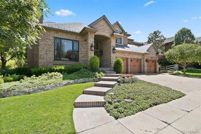 Single Family Home Under Contract: 9502 East Maplewood Circle