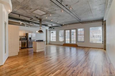 Denver CO Condo/Townhouse Active: $545,000