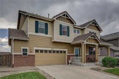 Highlands Ranch Single Family Home Active: 4357 Ivycrest Point