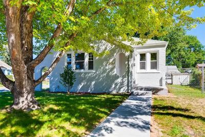 Colfax Ave, East Colfax Single Family Home Active: 1590 Tamarac Street