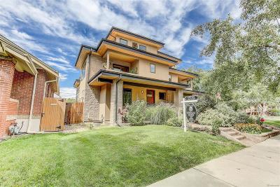 Denver Condo/Townhouse Under Contract: 2159 Osceola Street