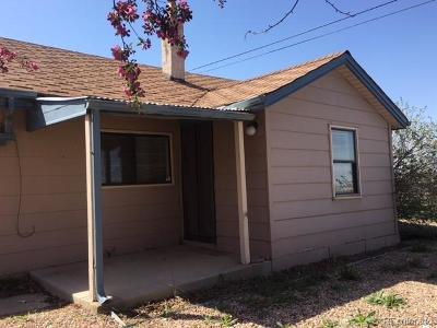 Dacono Single Family Home Under Contract: 735 Birch Avenue