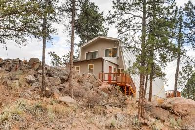 Pine Single Family Home Under Contract: 15142 South Elk Creek Road