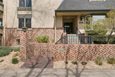 Denver Condo/Townhouse Active: 555 East 10th Avenue #407