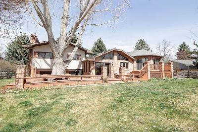 Fort Collins Single Family Home Active: 2121 Stonecrest Drive