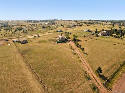 Parker Single Family Home Under Contract: 9088 Awl Road