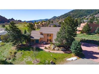 Littleton Single Family Home Active: 6414 Willow Broom Trail