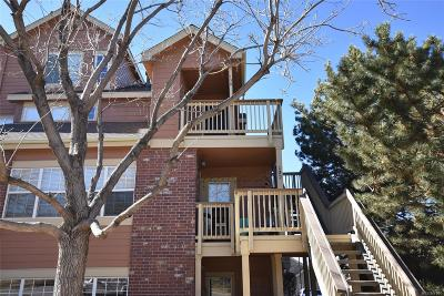 Aurora Condo/Townhouse Under Contract: 4973 South Dillon Street #138