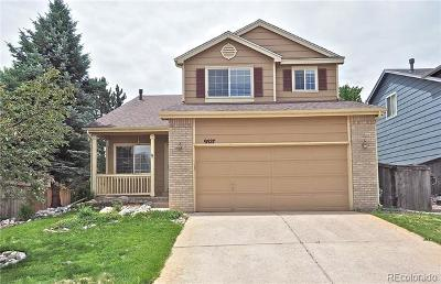 Highlands Ranch Single Family Home Active: 9527 Cove Creek Drive