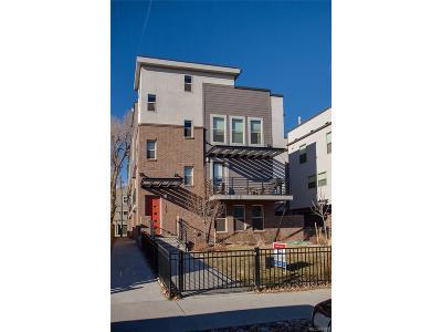 Condo/Townhouse Under Contract: 1313 Jackson Street