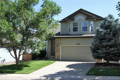 Highlands Ranch Single Family Home Active: 3925 Garnet Lane