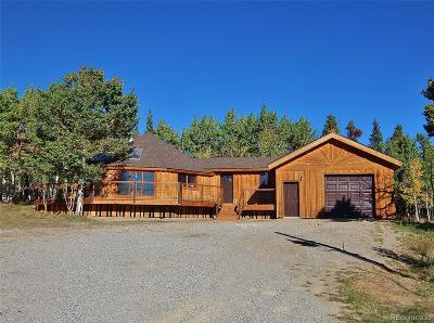 Fairplay Single Family Home Active: 2099 High Creek Road