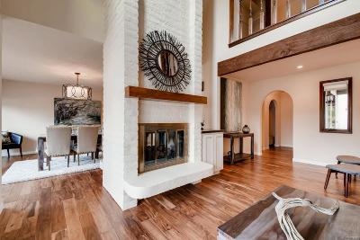 Boulder Condo/Townhouse Under Contract: 4865 Old Post Circle
