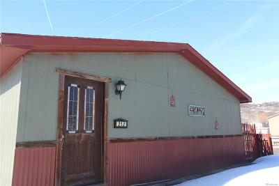 Routt County Single Family Home Active: 212 Moffat Avenue
