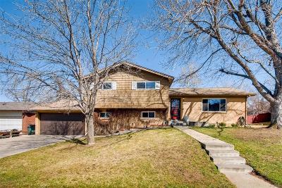 Northglenn Single Family Home Active: 10470 Livingston Drive
