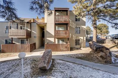 Denver Condo/Townhouse Under Contract: 9995 East Harvard Avenue #M170