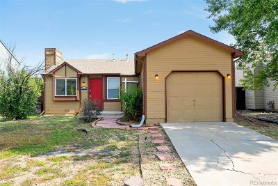 Centennial Single Family Home Under Contract: 19907 East Wagontrail Drive