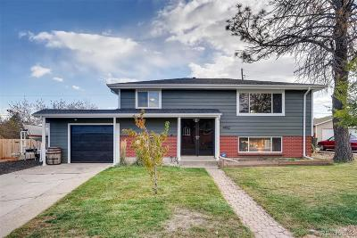Arvada Single Family Home Under Contract: 4952 West 61st Avenue