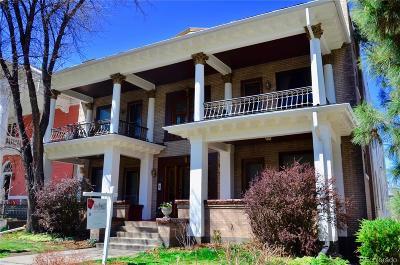 Denver CO Condo/Townhouse Active: $264,000