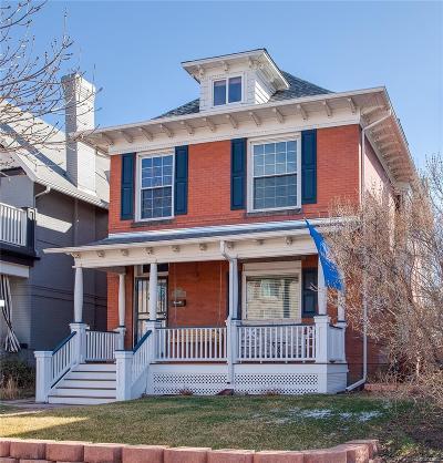 Denver CO Single Family Home Active: $780,000
