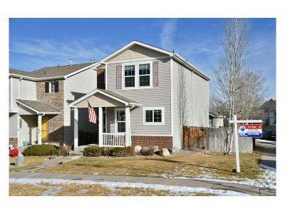 Northglenn Single Family Home Under Contract: 10700 Kimblewyck Circle #120