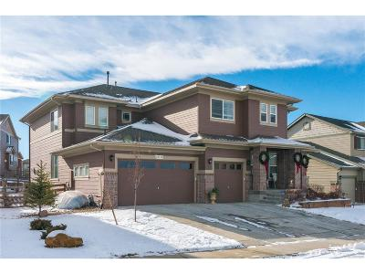 Aurora Single Family Home Under Contract: 22518 East Layton Circle
