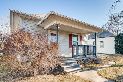 Englewood Single Family Home Under Contract: 3310 South Logan Street