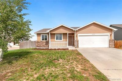 Greeley Single Family Home Under Contract: 2832 Apple Avenue