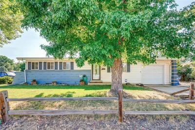 Arvada Single Family Home Active: 6781 Oak Street