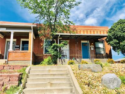 Denver Condo/Townhouse Active: 1595 Grove Street