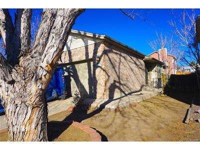 Arvada Single Family Home Under Contract: 5725 West 71st Avenue