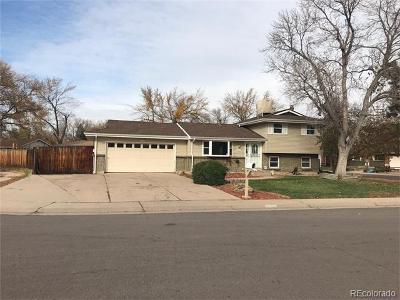 Lakewood Rental Active: 6611 West Montana Place