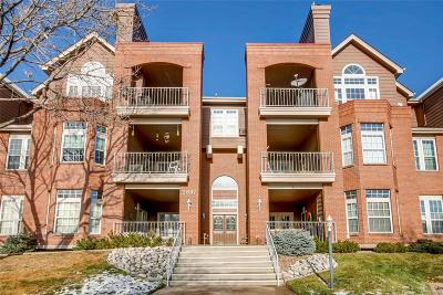 Littleton Condo/Townhouse Active: 2897 West Riverwalk Circle #305
