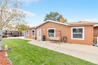 Commerce City Single Family Home Active: 4340 East 70th Court