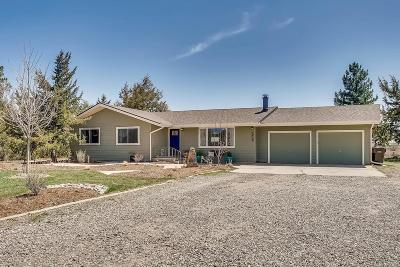 Longmont Single Family Home Active: 9938 Plateau Road