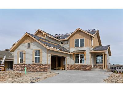 Aurora, Denver Single Family Home Active: 7946 South Grand Baker Way