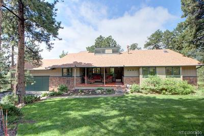 Evergreen Single Family Home Active: 2401 Pinehurst Drive