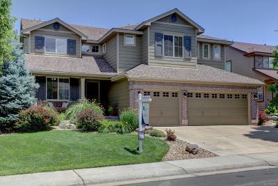Highlands Ranch Single Family Home Active: 9898 Arthur Lane