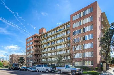 Alamo Placita, Capital Hill, Capitol Hill, Governor's Park, Governors Park Condo/Townhouse Active: 1196 North Grant Street #313
