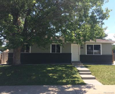 Denver Single Family Home Active: 5564 Anaheim Way