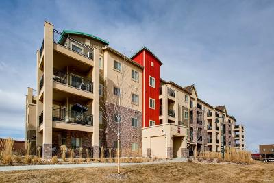 Highlands Ranch Condo/Townhouse Under Contract: 9258 Rockhurst Street #204
