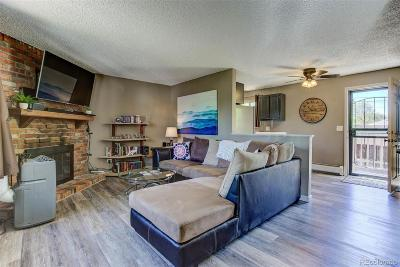 Denver Condo/Townhouse Under Contract: 2700 South Holly Street #231
