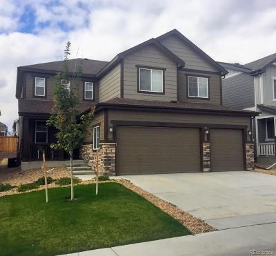 Littleton Single Family Home Active: 4371 South Iris Court