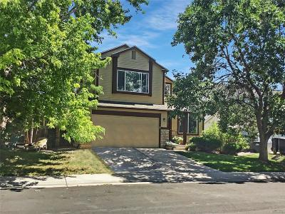 Castle Rock Single Family Home Active: 852 South Carlton Street